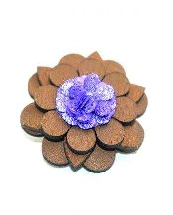 Fashion-Purple-Men-s-Suit-Flower-Brooches-Corsgae-Male-Wedding-Handmade-Wood-Brooch-Pin-Lapel-Pins