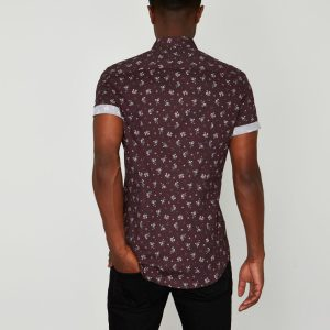 river-island-Red-Burgundy-Ditsy-Floral-Print-Skinny-Fit-Shirt-Burgundy-Ditsy-Floral-Print-Skinny-Fit-Shirt-1